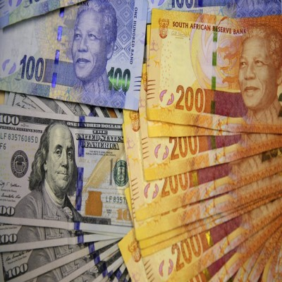 buy South African Rand online