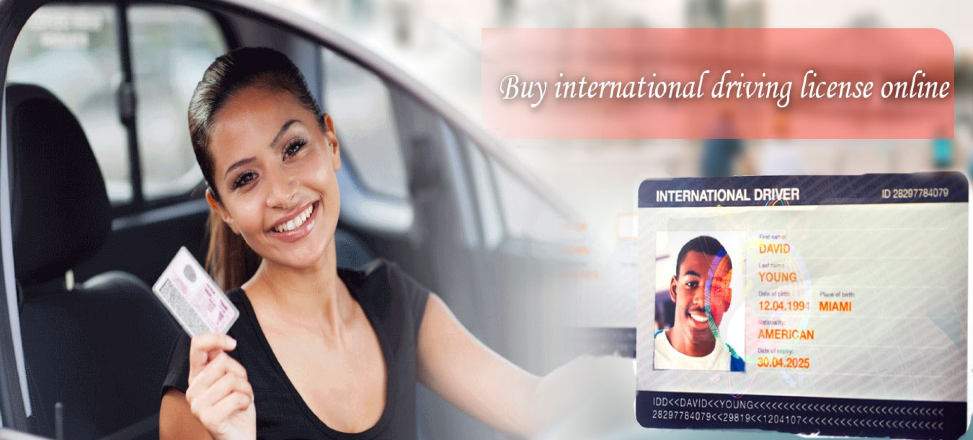 driving license for sale